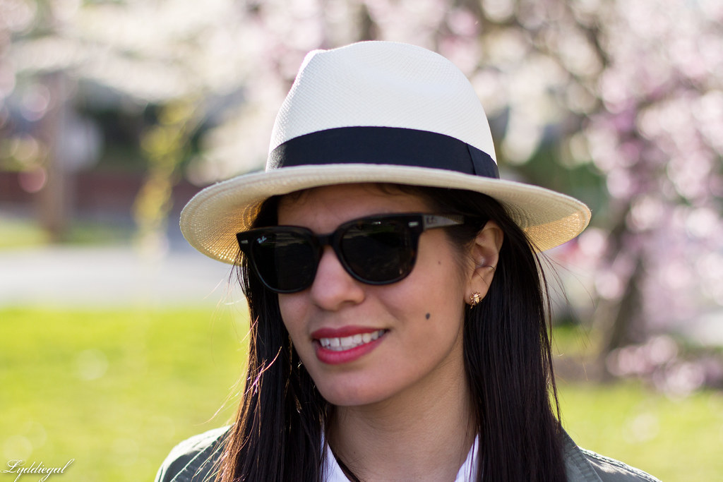 field jacket, white shirt, panama hat, laceup flats-9.jpg