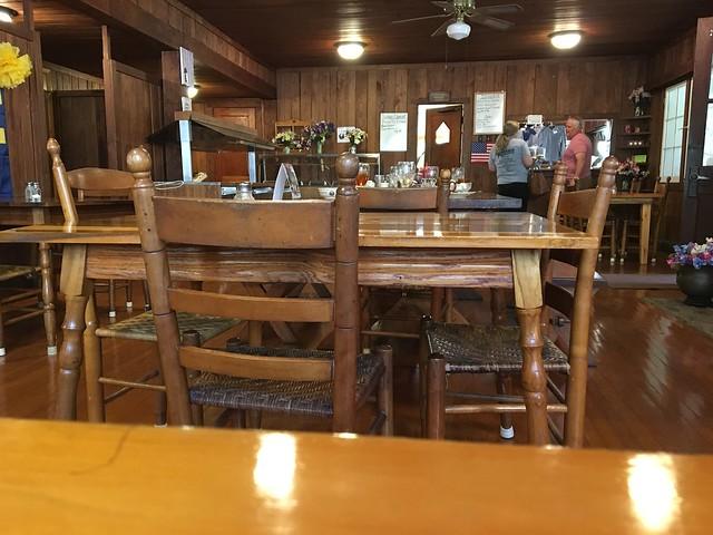 Holly River State Park Restaurant