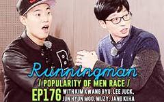 Running Man Ep.176