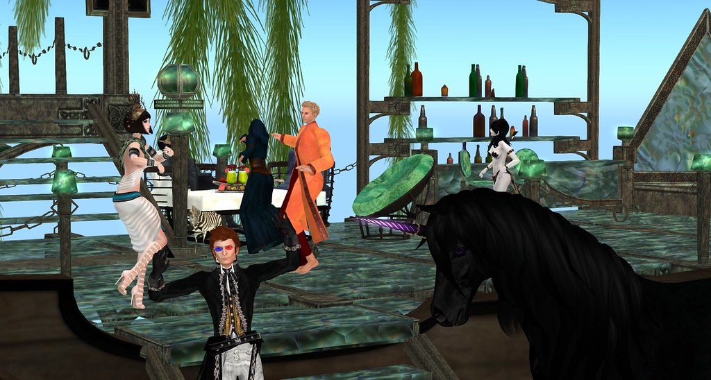 Fantasy Faire 2016 - Entertainment