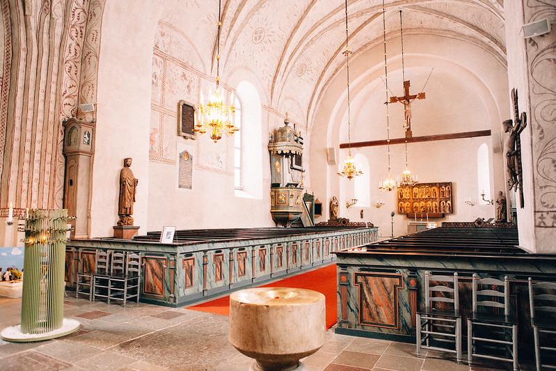 Gamla Uppsala / Sweden
