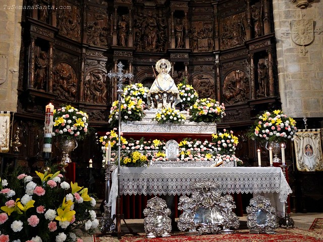 5º día de Novenario de la Virgen de la Montaña