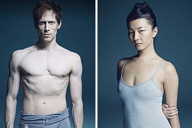 Edward Watson and Yuhui Choe © Rick Guest, 2015