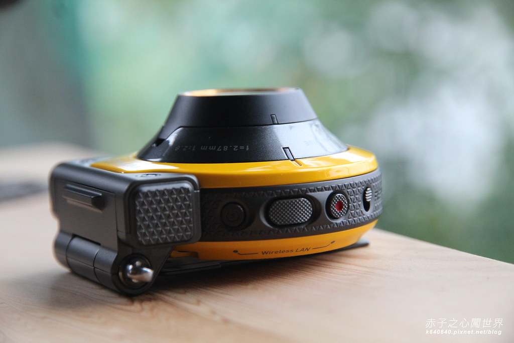 CASIO EX-FR100戶外防水相機61