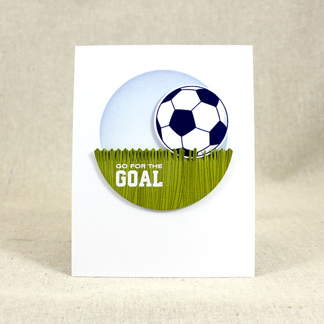Go For The Goal Card