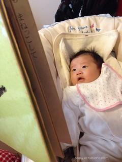 マホ ベビー 生後1か月