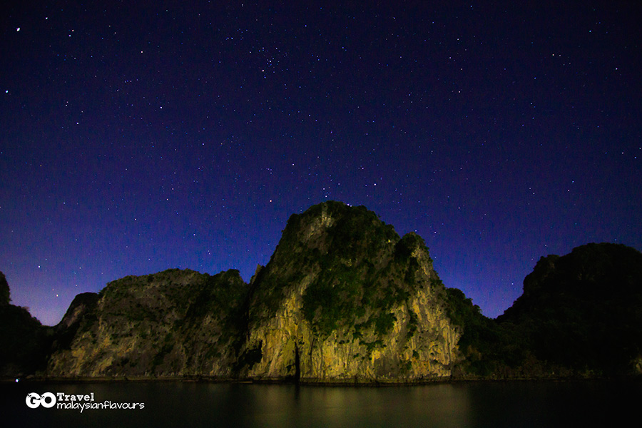 Halong Bay Vietnam 2D1N Trip night star