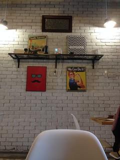 Lunch @ Kopimeo, Shah Alam