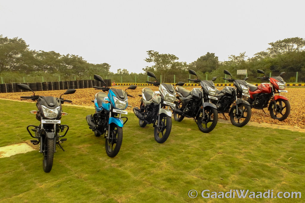 2016 TVS Victor Test Ride Review-1