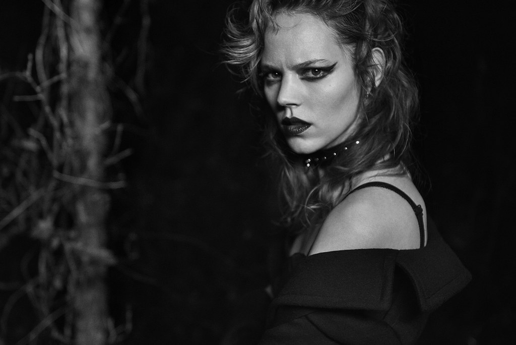 Фрея Беха Эриксен — Фотосессия для «Vogue» IT 2016 – 9
