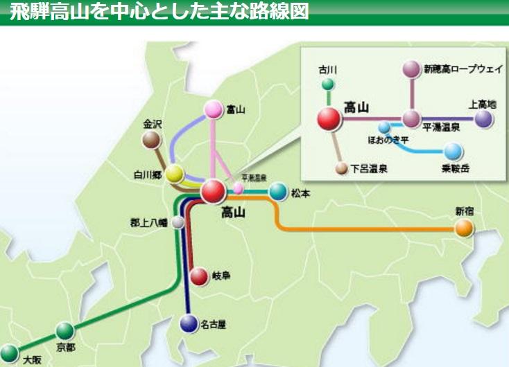 巴士路線圖