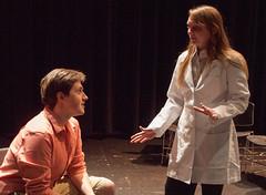 UWGB Theatre presents 'The Hourglass Project'