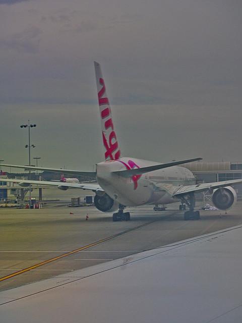 Boeing 777?