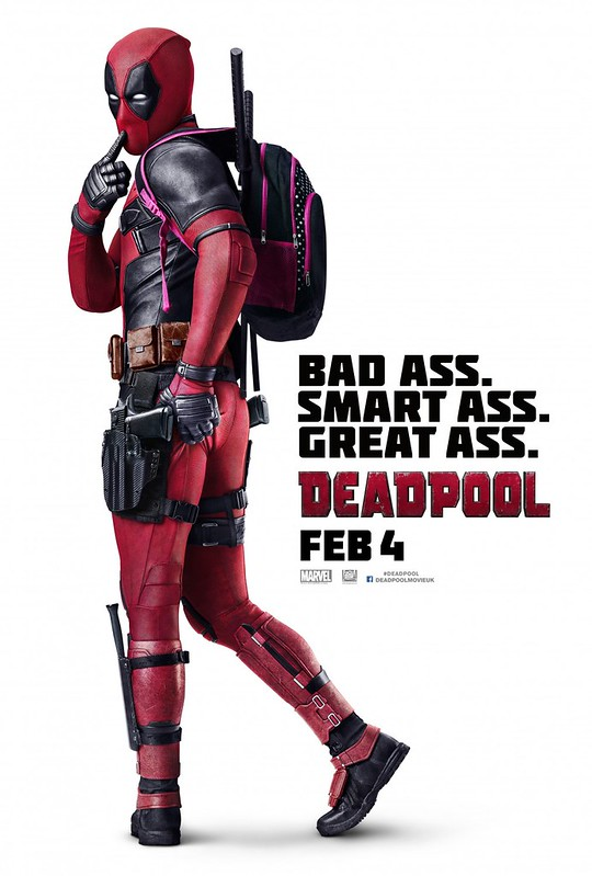 Deadpool - Poster 3