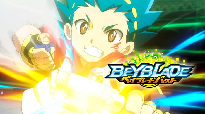 Novo anime de Beyblade Burst ganha um  trailer