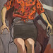 Small photo of Alice Neel, Christy White, 1958, MIA