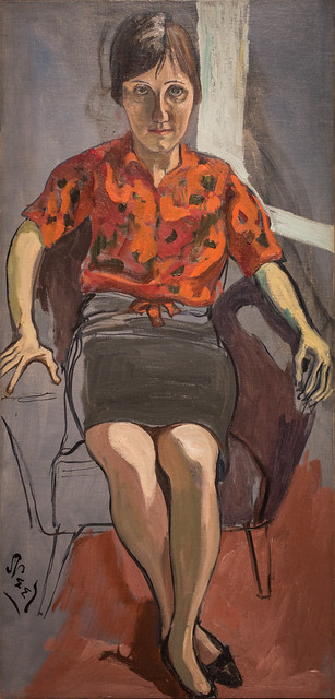 Header of Alice Neel