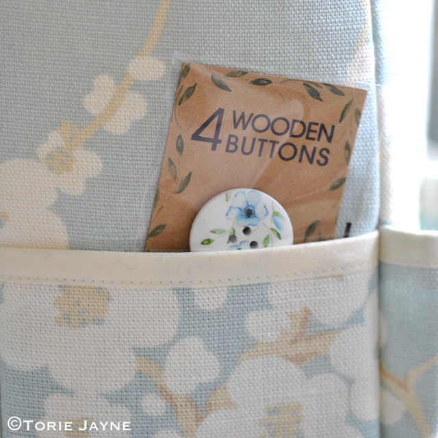 Craft Storage Bag sewing tutorial 22