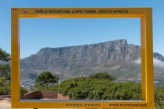 Blick vom Signal Hill zum Tafelberg
