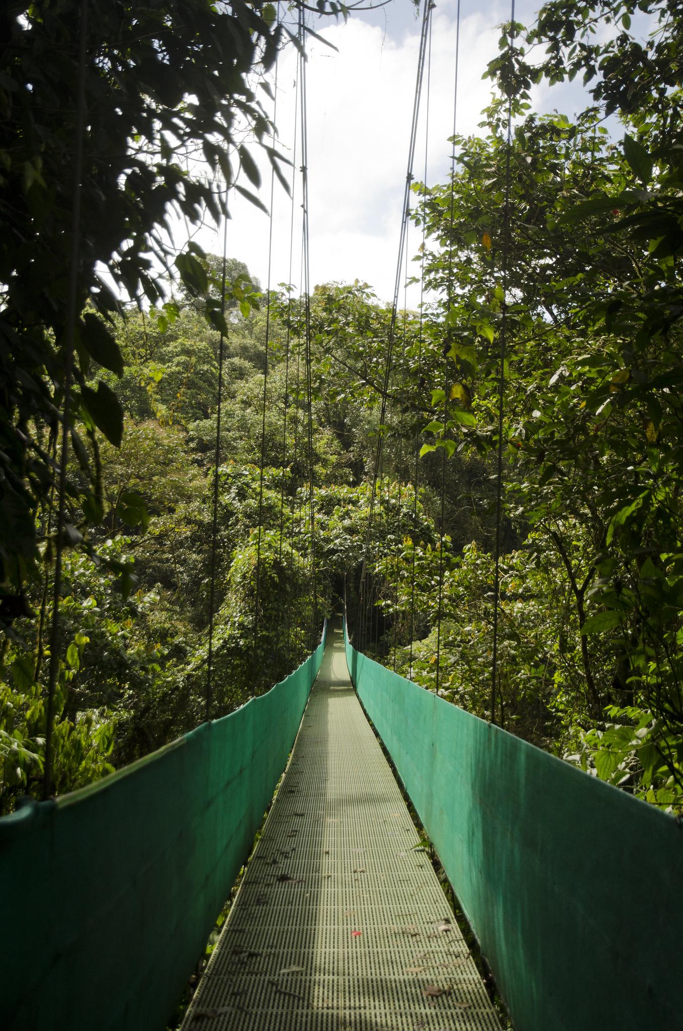 Parque Nacional Volcan Arenal - Costa Rica
