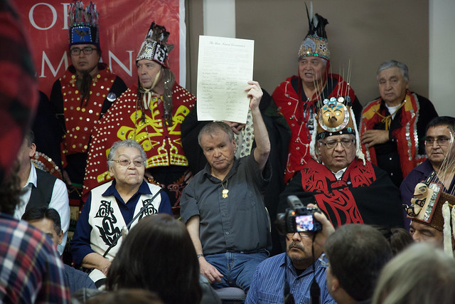 Photo of Lulu Declaration