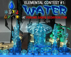 CONTEST! Elemental Theme: WATER