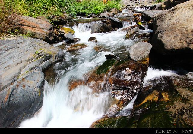 南投-夢谷瀑布28
