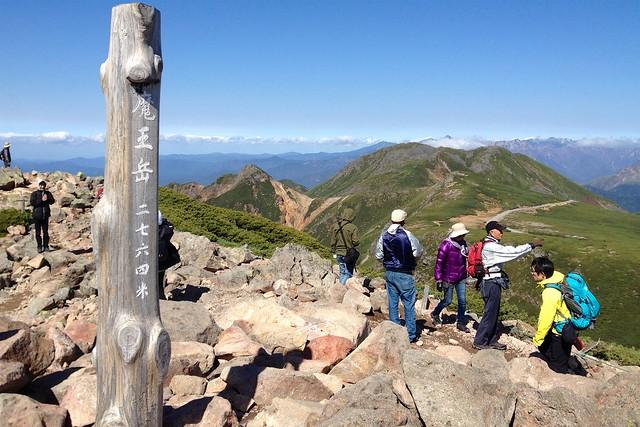 乗鞍岳 076
