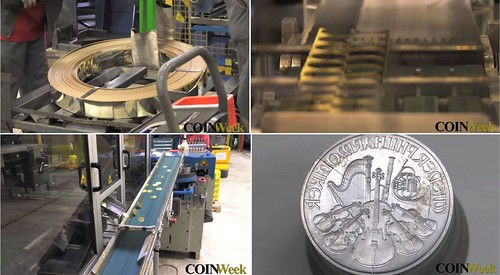 CoinWeek How Gold Coins are Made