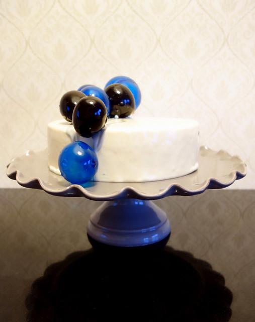Seabuckthorn cake