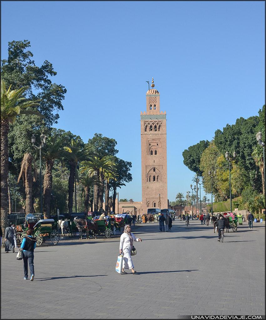Marrakech Koutoubia
