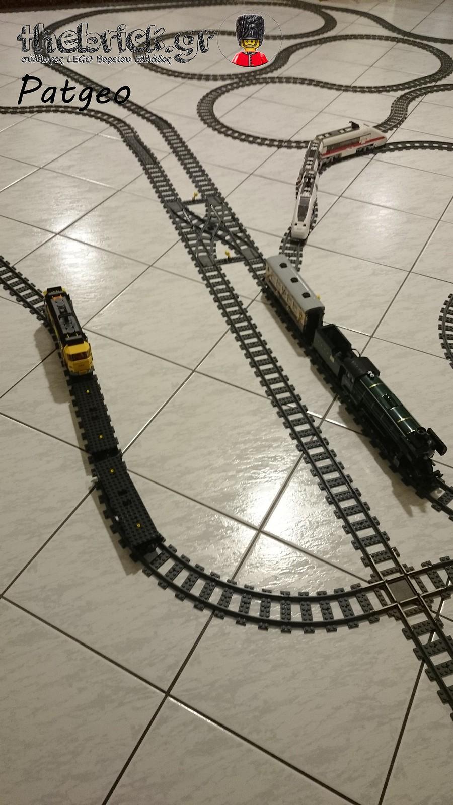 My LEGO Train Play Set 25439975341_e126b764f5_h