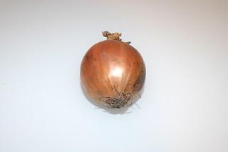 03 - Zutat Gemüsezwiebel / Ingredient onion