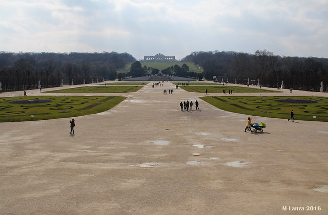Grounds of Schönbrunn Palace
