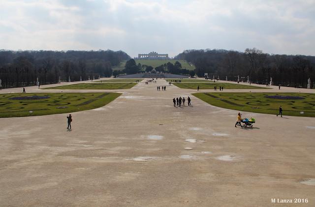 Grounds of Schönbrunn Palace