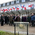 Commémoration Pierre Sémard Hôtel de Ville 7 mars 2016