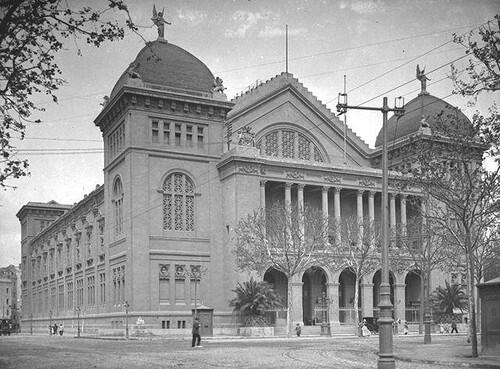 Palau de Belles Arts Barcelona