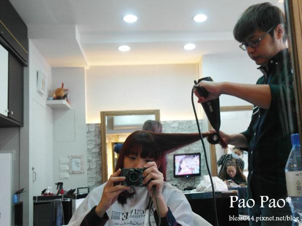 vs. hair salon台中染髮