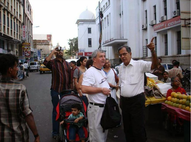 Guided Chennai Bazaar Walk