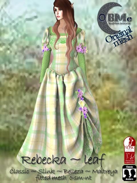BMe Rebecka Leal for Fantasy Cream