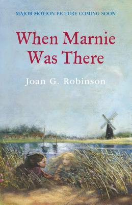 When Marnie Was There - Book Cover 2