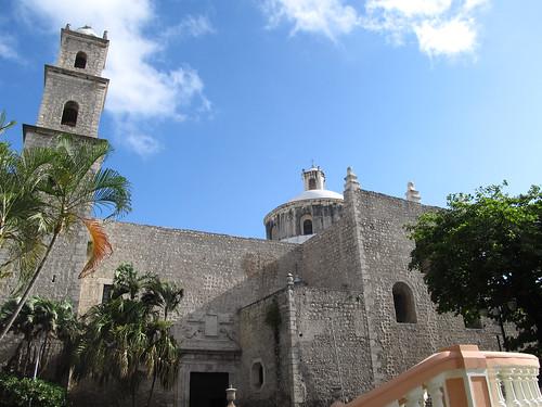 Merida: l'église de Jésus