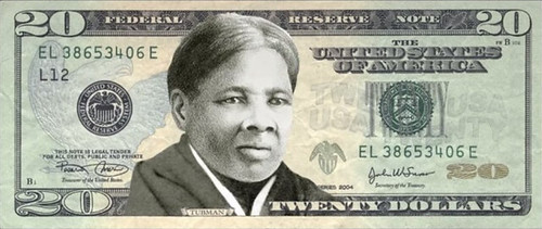 Harriet Tubman: On thr Money