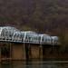 Potomac River bridge at Point of Rocks by quigley_brown (Jim Hamann)