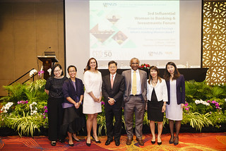 3rd Influential Women in Banking & Investment Forum, 24 November 2015
