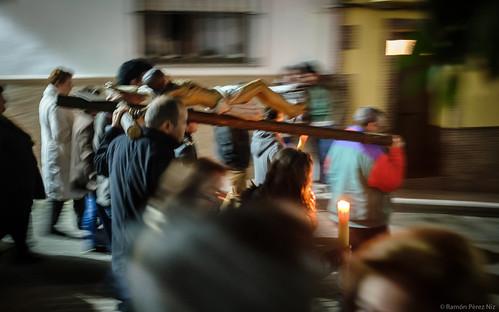 nocturna procesión lacodosera