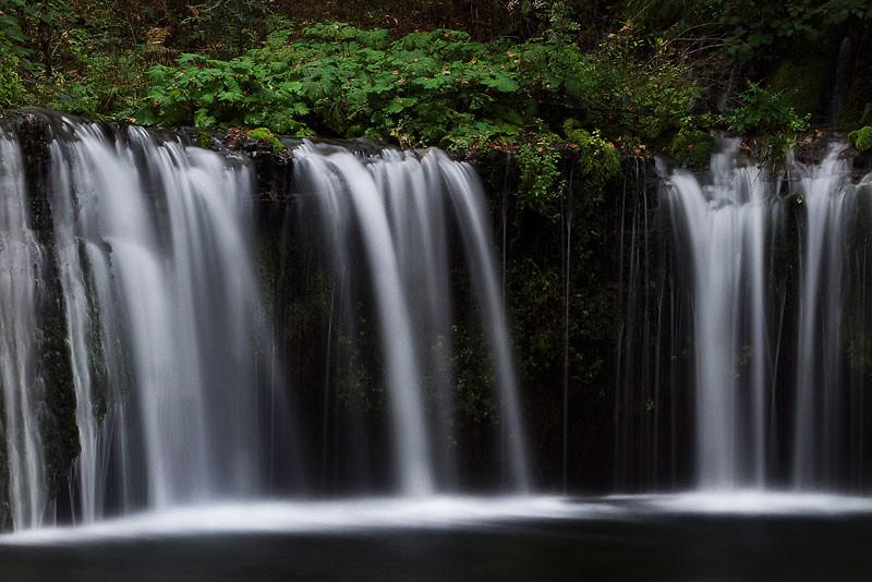 軽井沢、白糸の滝の写真