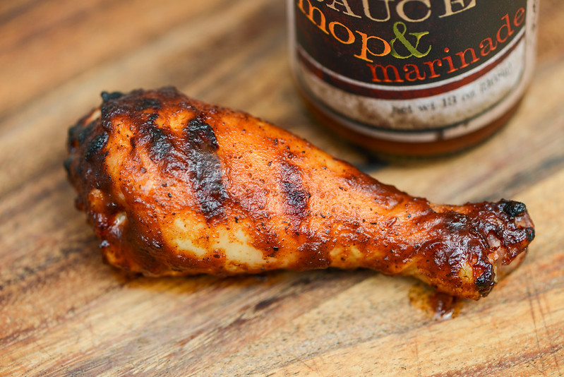 Chili Bill's BBQ Sauce Mop & Marinade