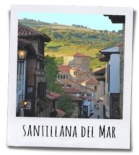 Het oude centrum van Santillana del Mar ademt nog altijd een authentieke sfeer