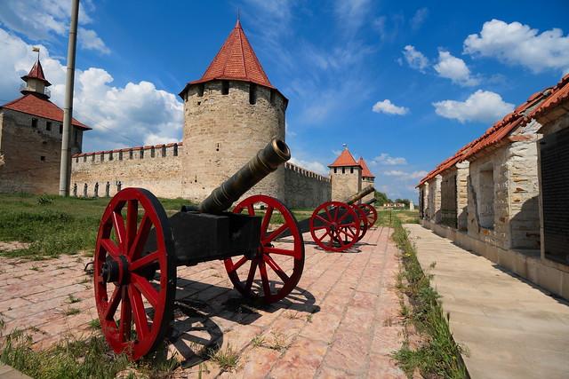 Бендерская крепость / Bender fortress